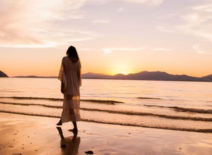 Vielleicht geht es in deiner Reise nicht um Liebe, vielleicht geht es um den Zweck.