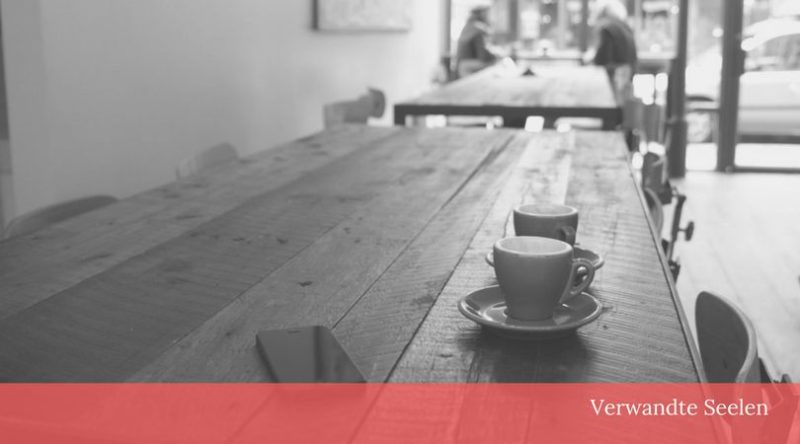 Eine Tasse Kaffee und eine zweite Chance