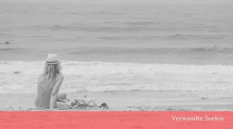 Verabrede dich mit einer Frau, die den Strand liebt