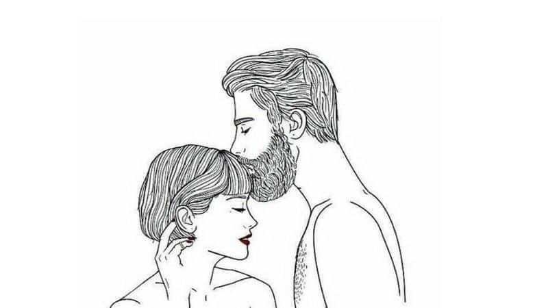 Wenn er wirklich bei dir sein möchte, wirst du ihm nicht hinterherlaufen müssen