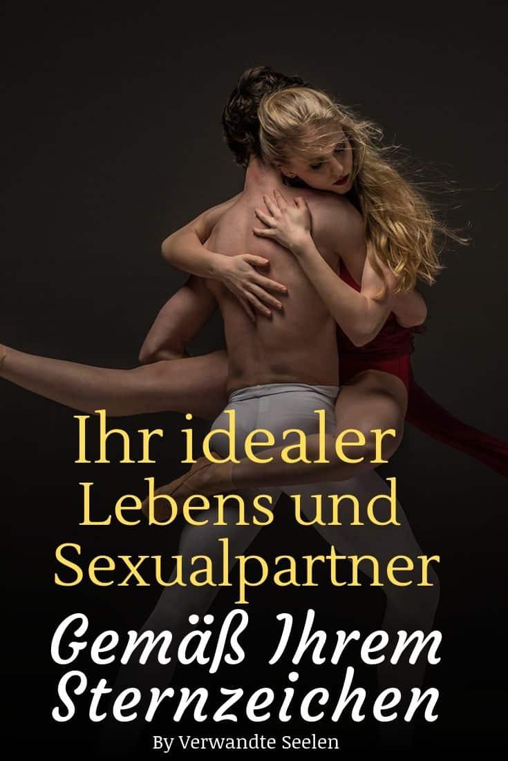 Ihr idealer Lebens und Sexualpartner gemäß Ihrem Sternzeichen