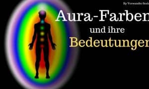 Elementare Aura Farblenhre der Aura