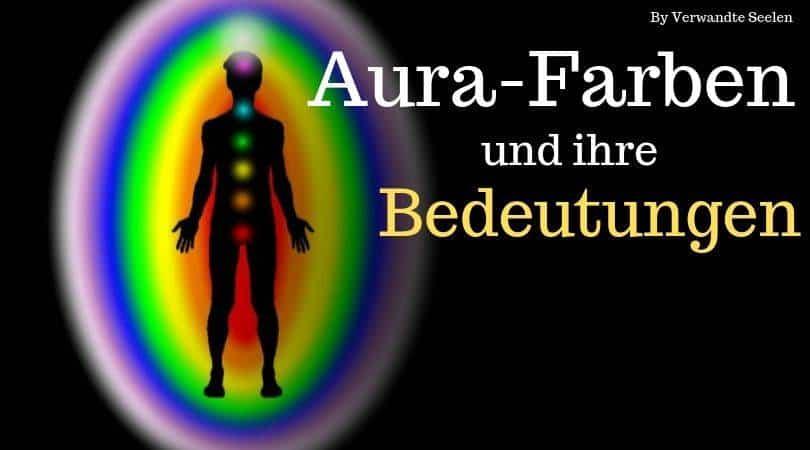 Aura-Farben und ihre Bedeutungen