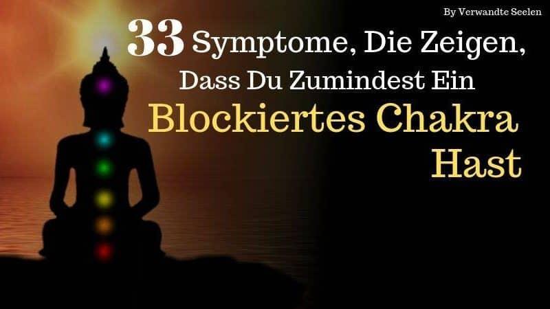 chakra blockaden losen