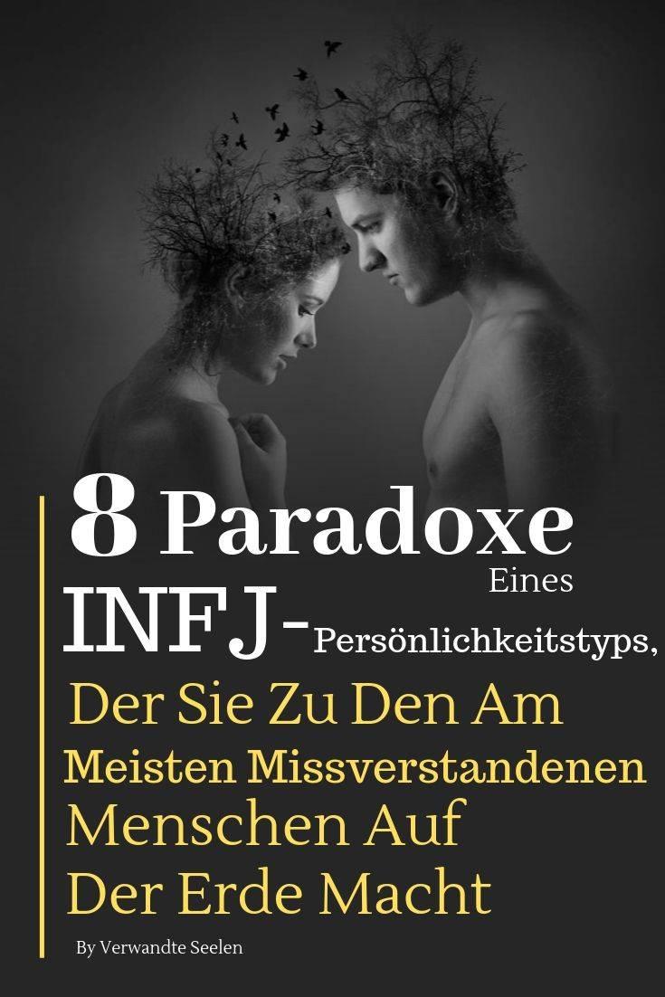 8 Paradoxe eines INFJ-Persönlichkeitstyps
