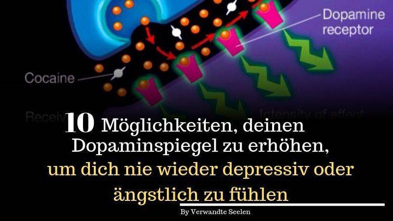 nie wieder depressiv oder ängstlich zu fühlen