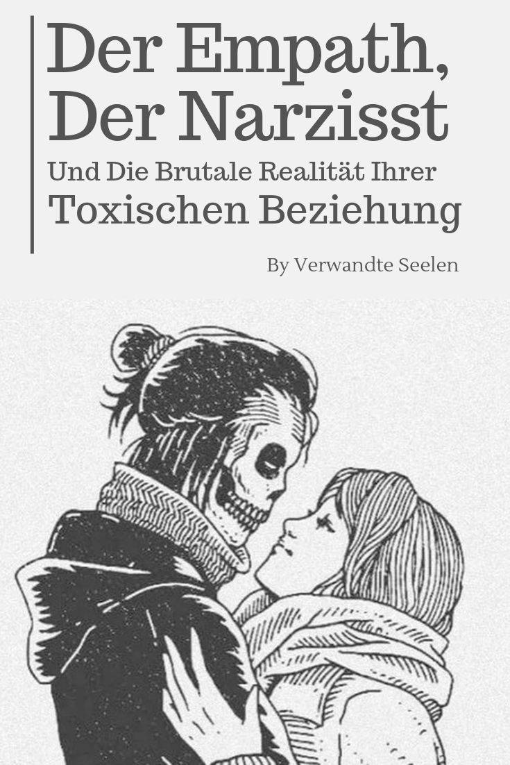 Empath Narzisst brutale Realität toxische beziehung
