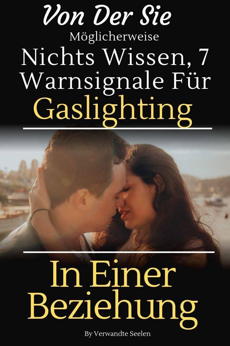 Gaslighting in einer Beziehung