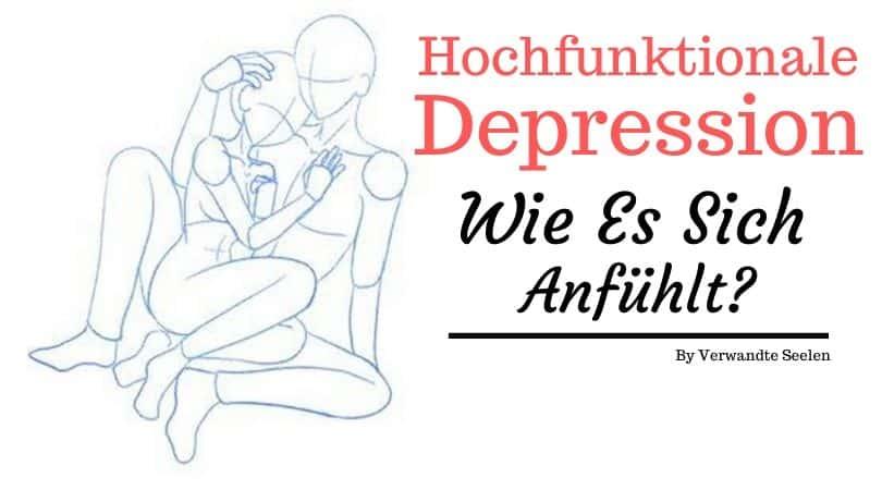 Hochfunktionale Depression–Wie es sich anfühlt