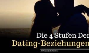 Die 4 Stufen der Dating Beziehungen-Wie sich die wahre Liebe entwickelt?