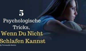 5 psychologische Tricks, wenn du nicht schlafen kannst