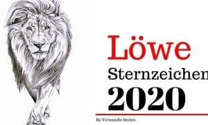 Löwe 2020 Sternzeichen- Jahresvorhersagen für das Löwen