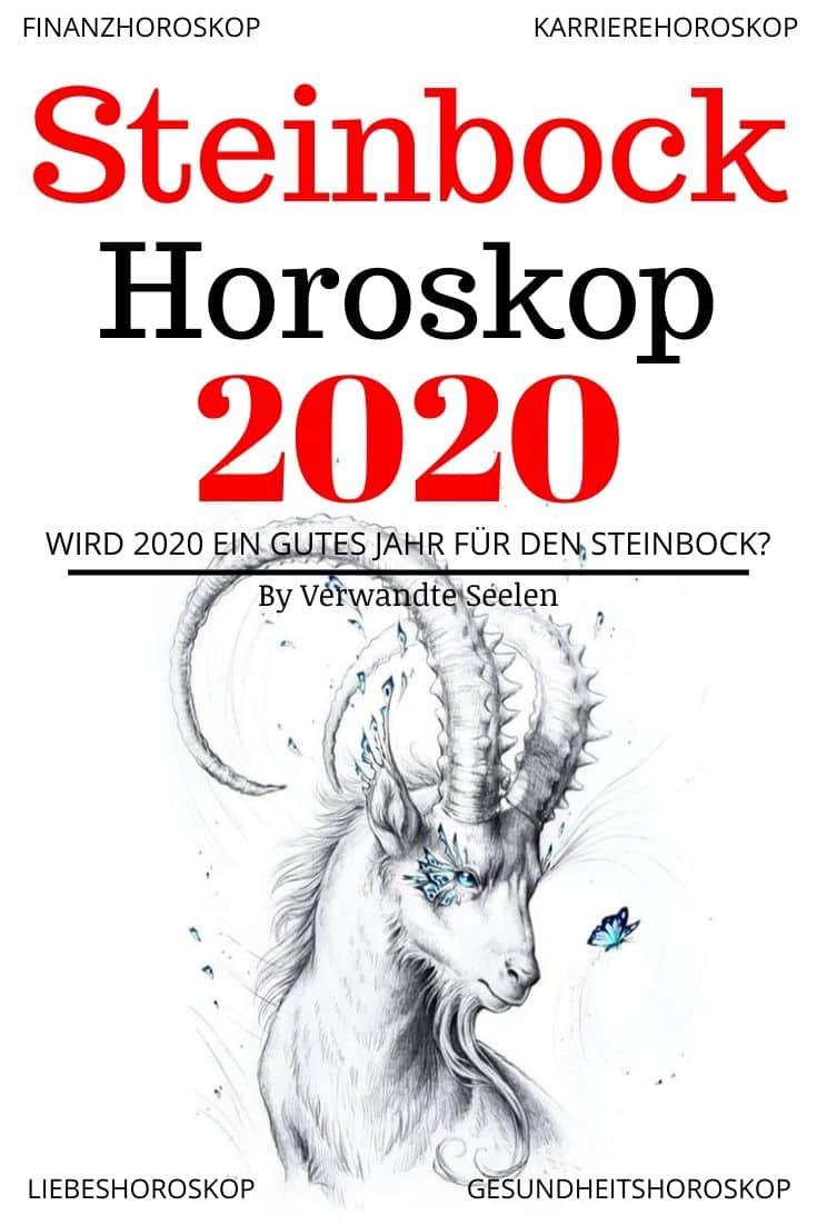 jahreshoroskop steinbock 2020