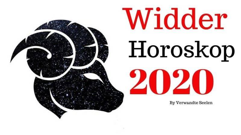 Widder sternzeichen-Widder horoskop 2020-Widder horoskop