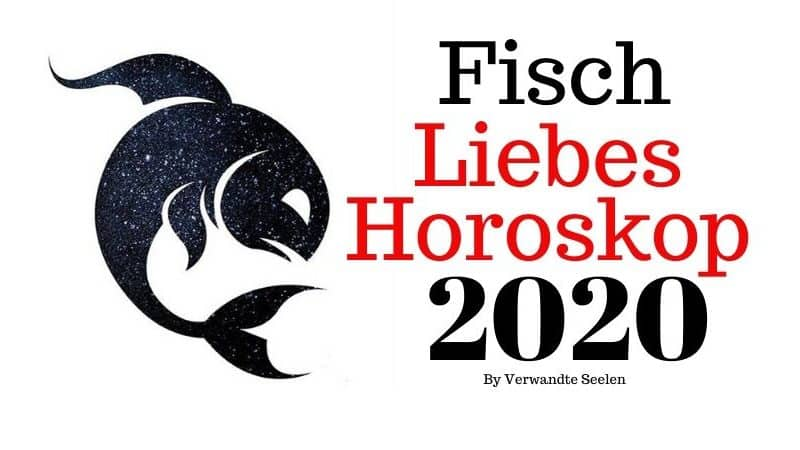 Fisch liebes horoskop 2020-Fisch sternzeichen beziehung 2020
