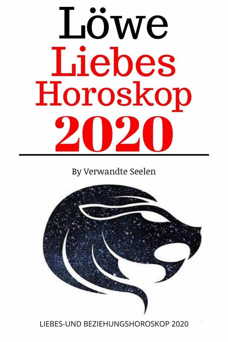 Löwe liebes horoskop 2020-Löwe sternzeichen beziehung 2020