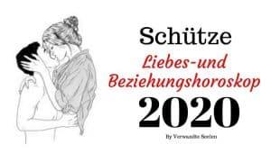 Schütze Liebes-und Beziehungshoroskop 2020