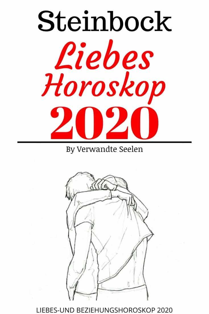 Horoskop steinbock single frau 2020