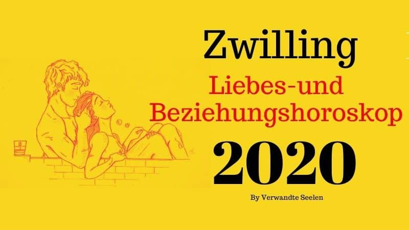 Zwilling liebes horoskop 2020-Zwilling sternzeichen beziehung 2020