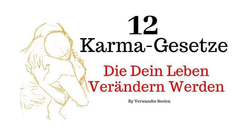 karma gesetze-12 gesetze des karma-gesetze des karma