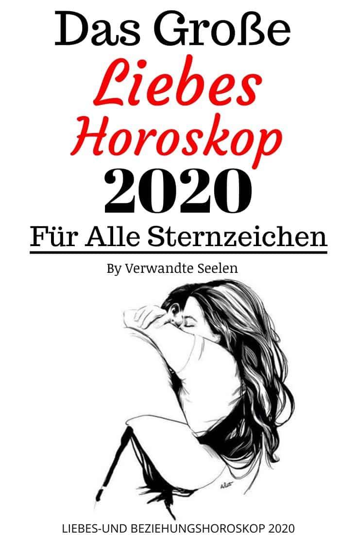 liebes horoskop 2020